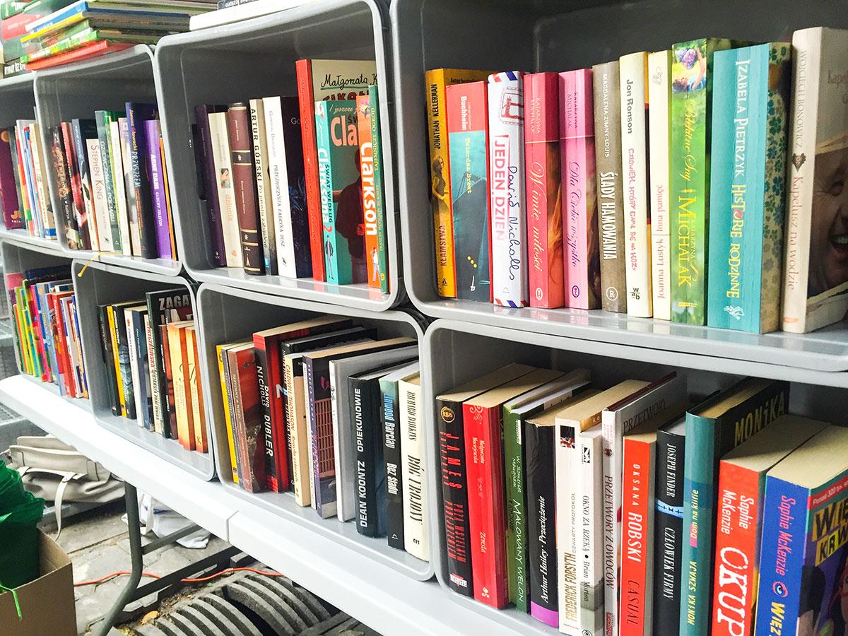 Książki w Drodze