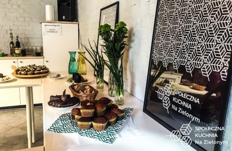 Otwarcie Społecznej Kuchni Na Zielonym