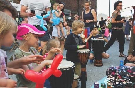 Muzyczny Dzień Dziecka Na Zielonym
